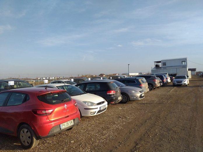 parcare langa aeroport Henri Coanda